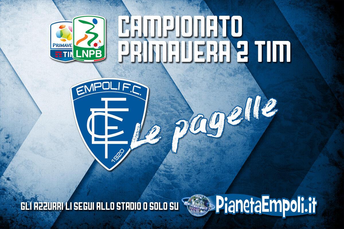 PRIMAVERA | Le pagelle di Empoli - Spezia - PianetaEmpoli