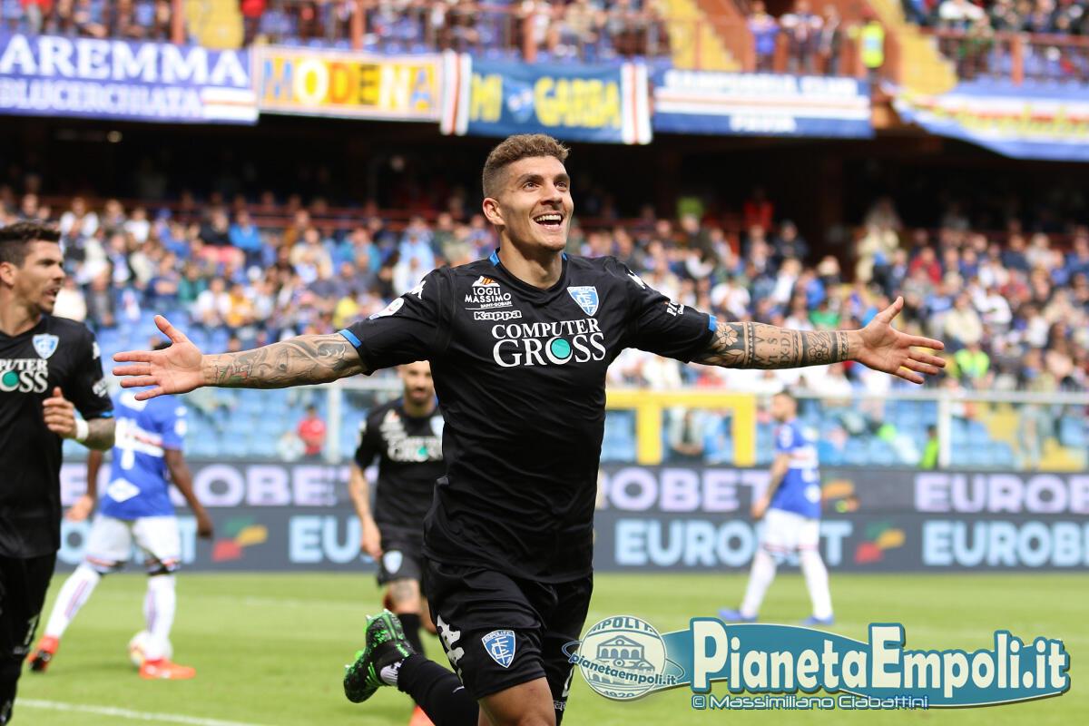 Empoli, Corsi frena su Di Lorenzo: