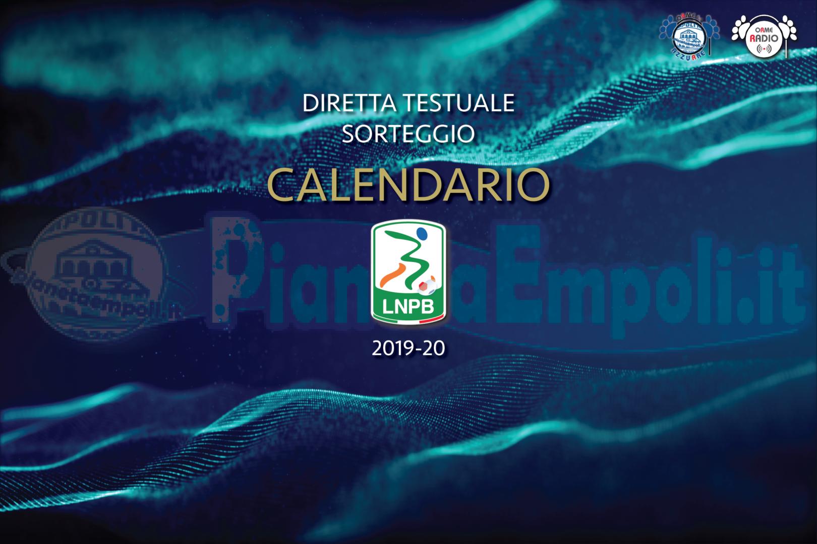 Calendario Partite Empoli.Calendari Serie B 2019 20 Empoli Juve Stabia Alla Prima