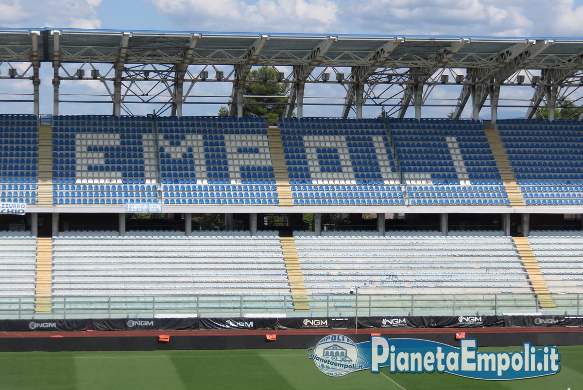 Castellani Possibile Campo Neutro Per Le Gare Di Serie A Pianetaempoli