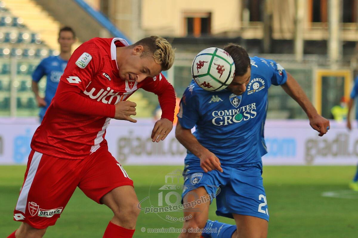 Fotogallery Serie B 2020/21 | Empoli - Monza