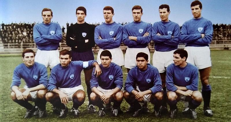 Empoli 1962-63 Home Kit