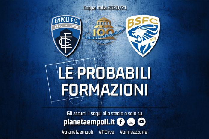 Empoli-Brescia: the liable formations – PianetaEmpoli