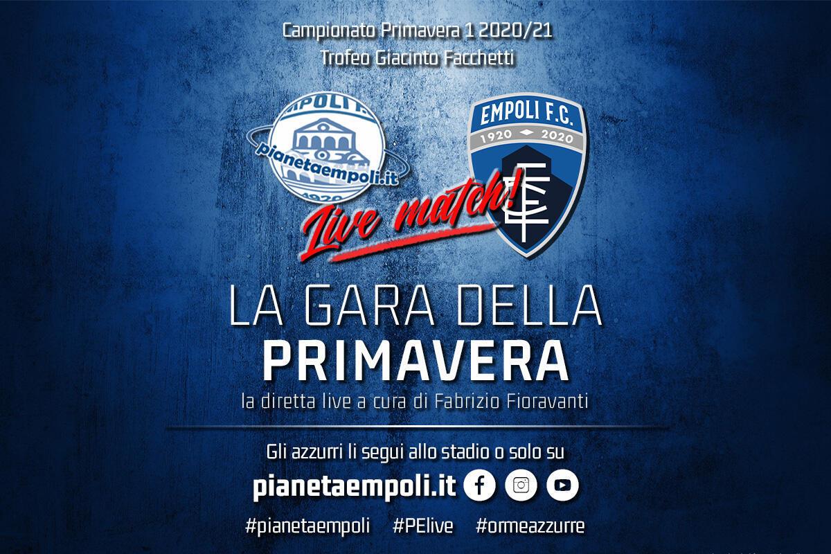 PRIMAVERA   Empoli - Milan finisce in parità: 1 - 1 - PianetaEmpoli