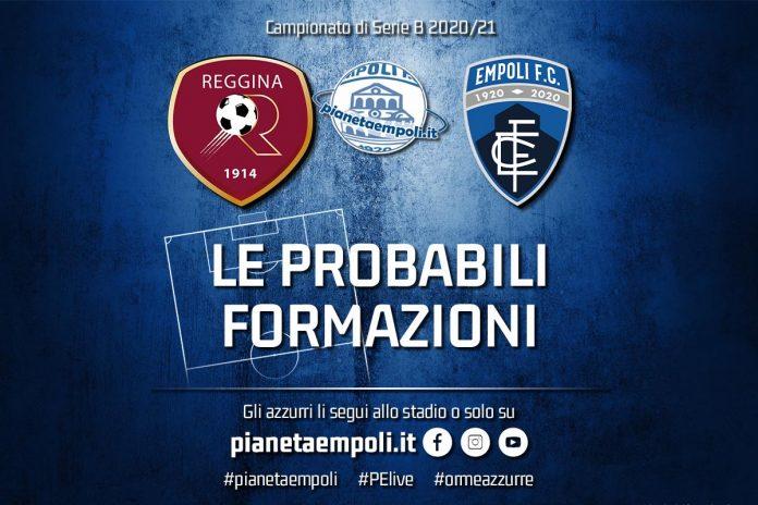 Reggina-Empoli: the liable formations – PianetaEmpoli