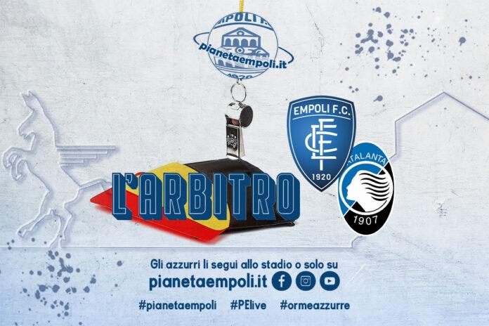The referee of Empoli-Atalanta – PianetaEmpoli