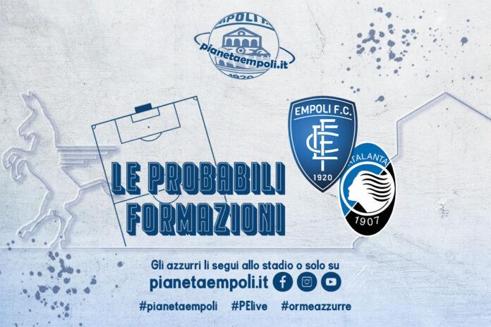 Empoli-Atalanta: the possible formations – PianetaEmpoli